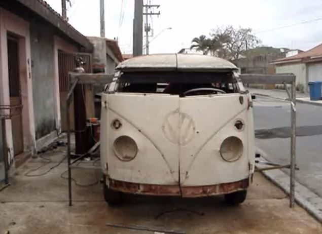 "The ""Split"" VW Bus Video"