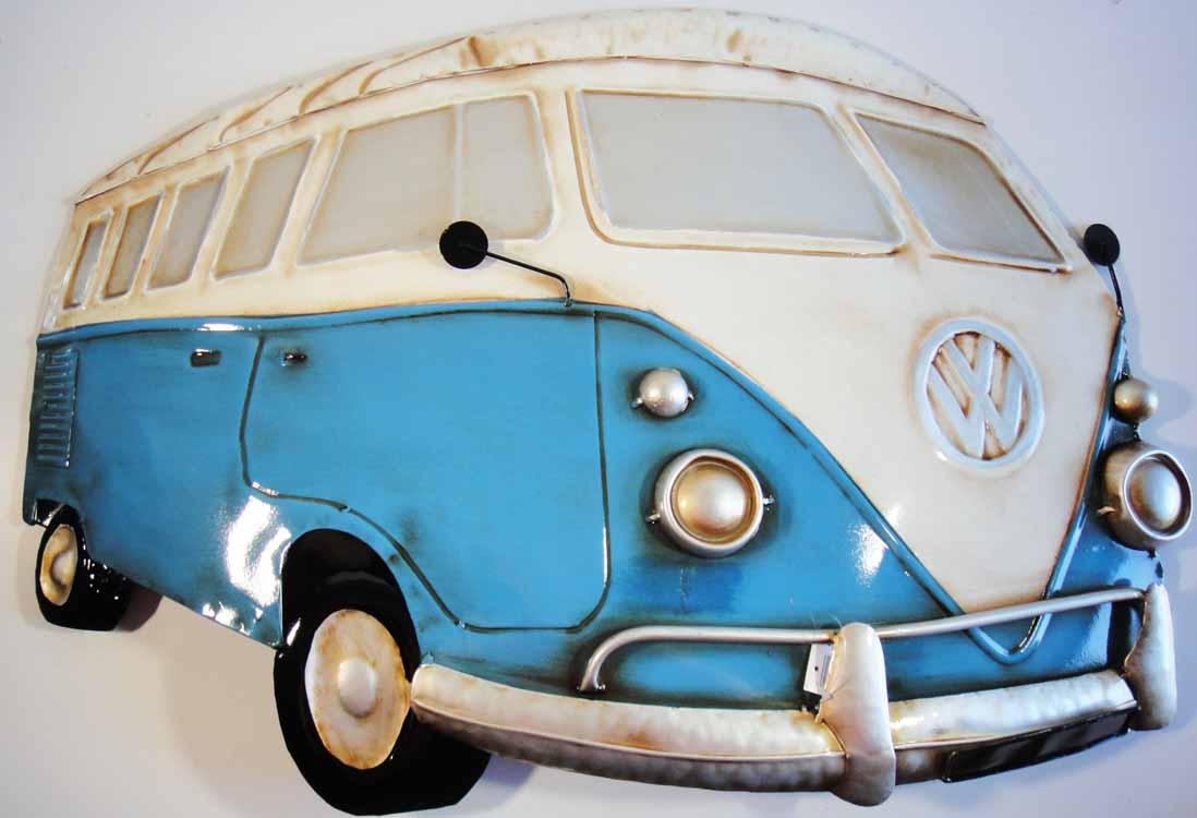 & Full Metal VW Wall Art - VW Camper Blog