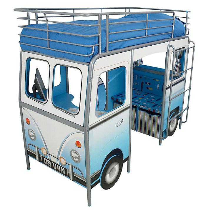 VW Camper Bed. Pricey - VW Camper Blog